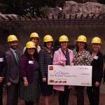 Wells Fargo Donation