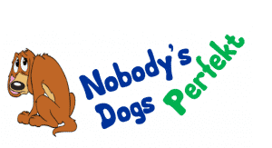 Nobody's Perfekt Dogs logo