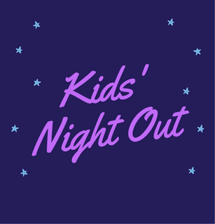 Kids Night Out and stars