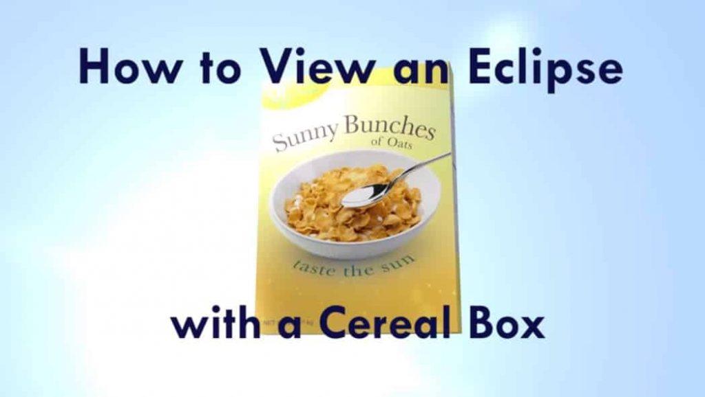 Alternative Ways to Enjoy A Solar Eclipse - CuriOdyssey