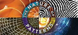 The Nature of Patterns logo for Exhibits page