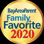 Bay Area Parent Family Favorite 2020