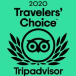 Tripadvisor 2020 Traveler's Choice Award